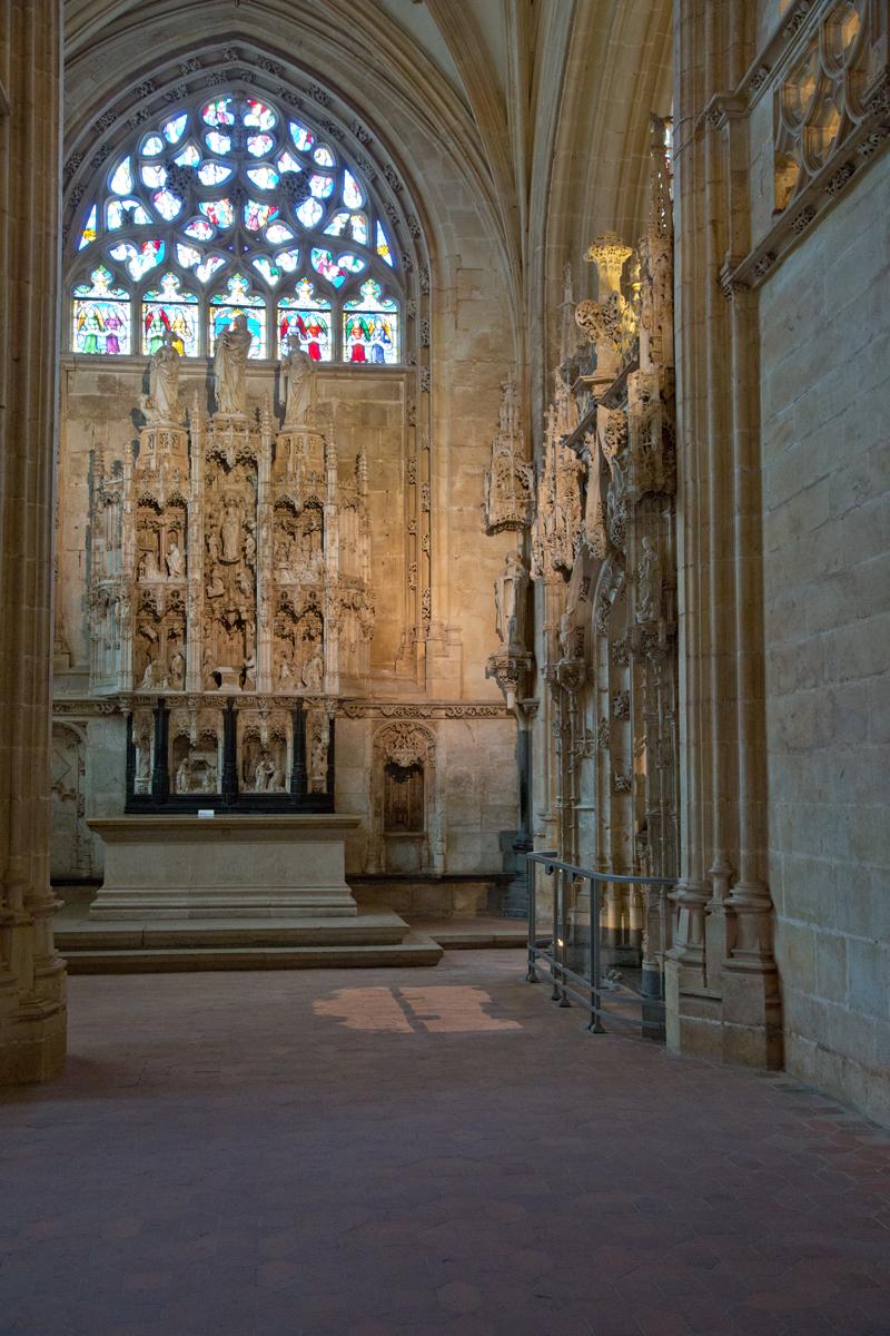 Altar Kapelle Margarete von Österreich