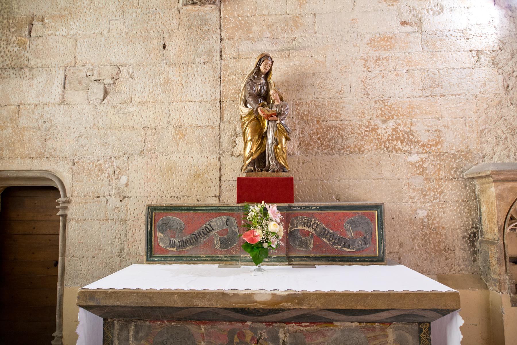 Seitenaltar - St. Vincent