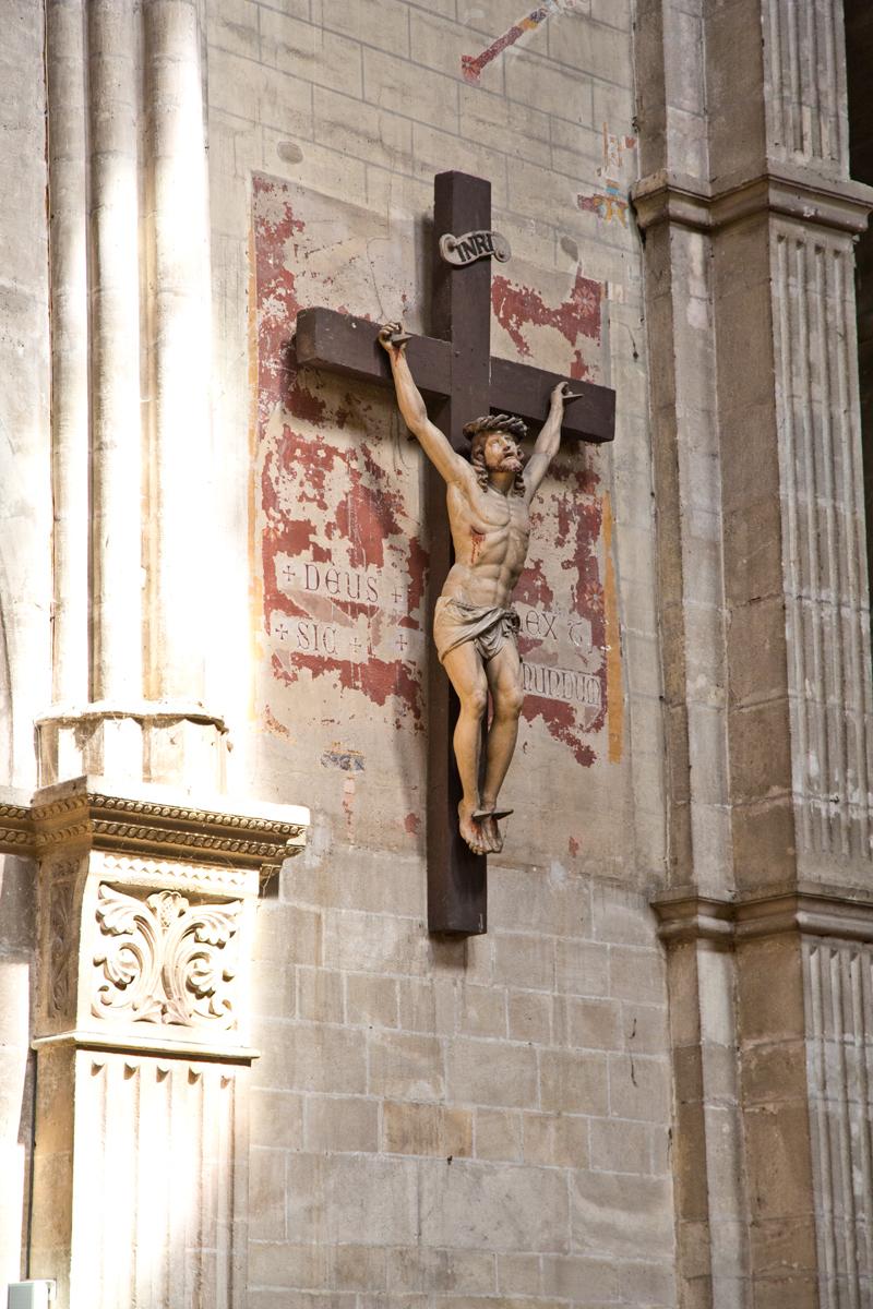 Kruzifix - St. Vincent