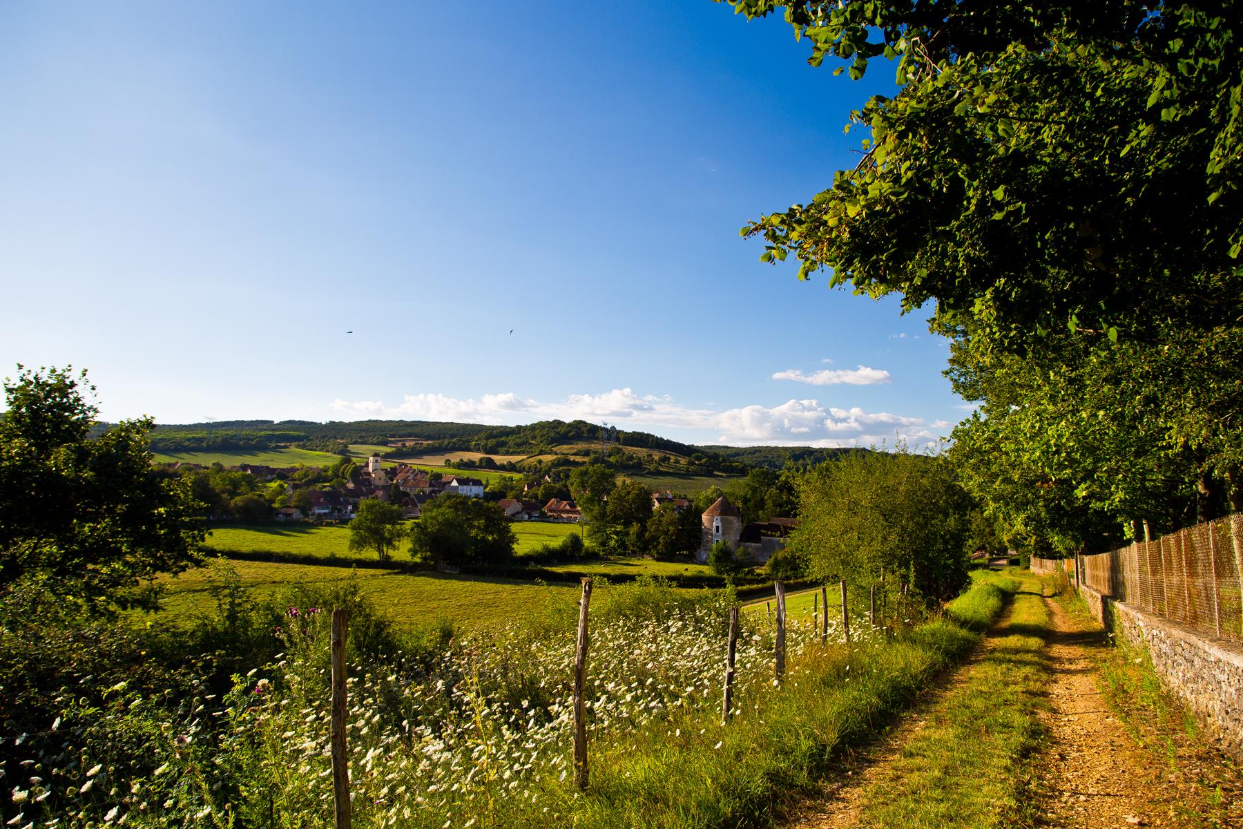 Curtil sous Burnand, Burgund