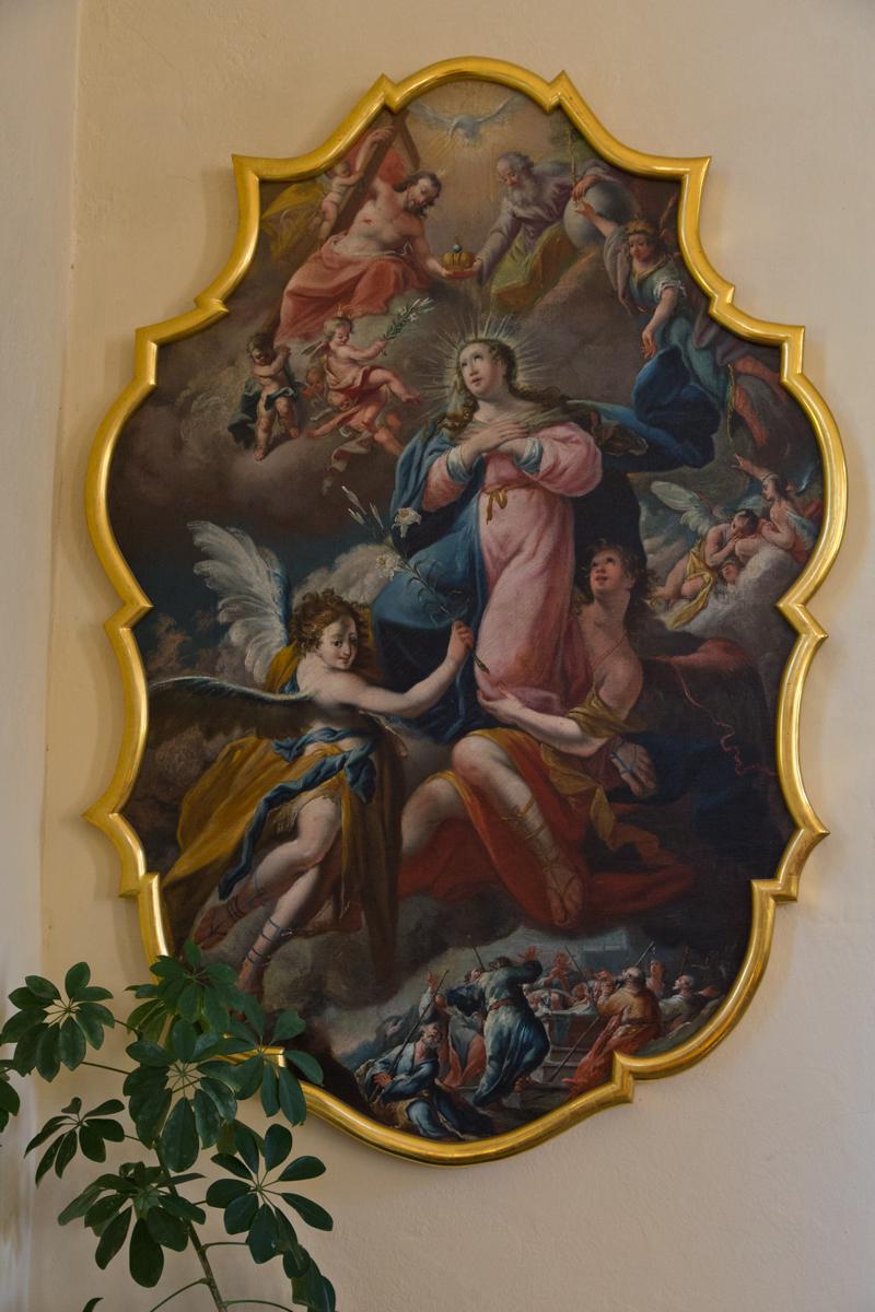 Maria Himmelfahrt - Pfarrkirche Warth
