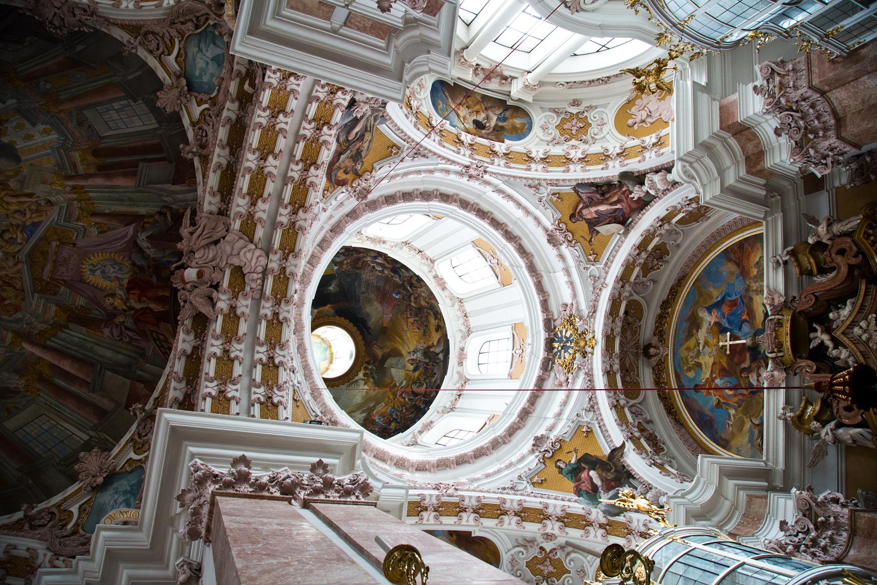 Kuppel - Dom St. Jakob, Innsbruck