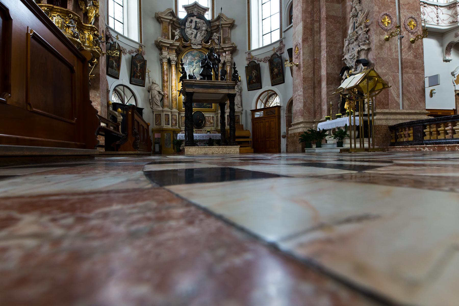Grabmal Maximilian III.