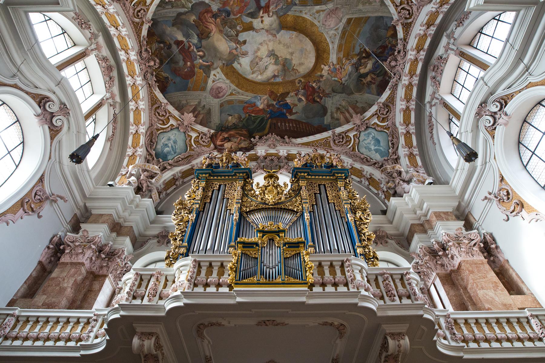 Orgel - Dom St. Jakob, Innsbruck