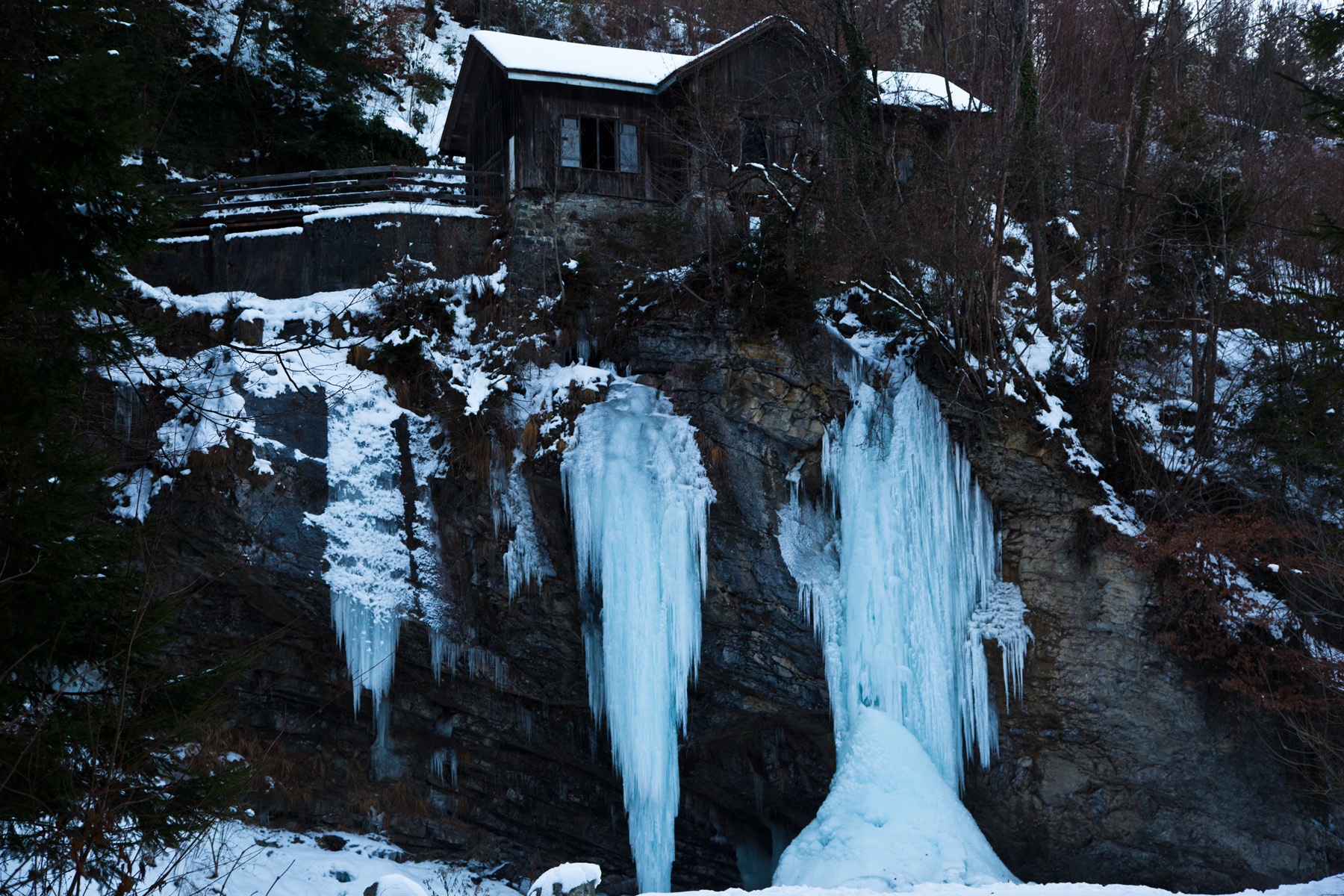 Haus am Eis