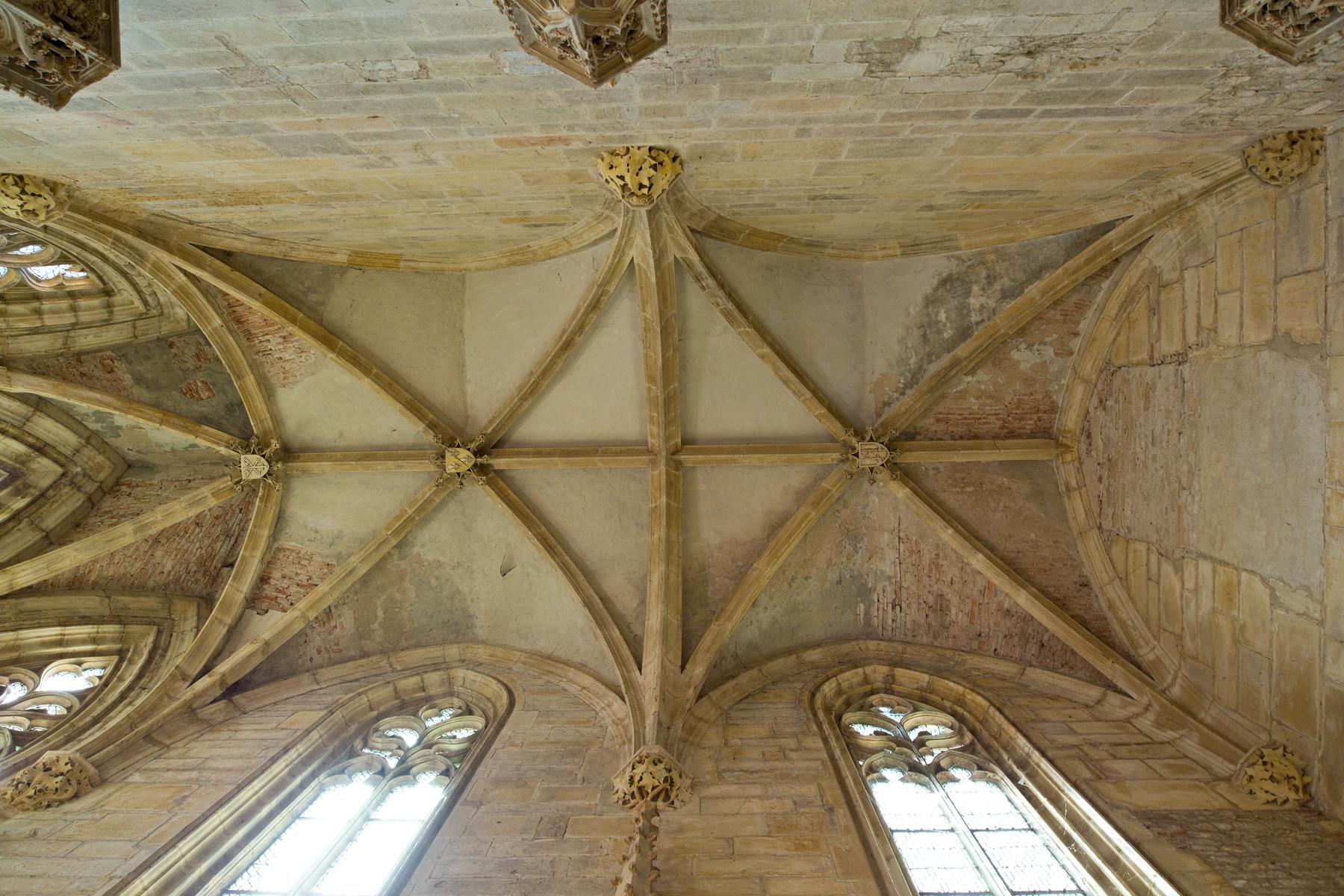 Kreuzgewölbe