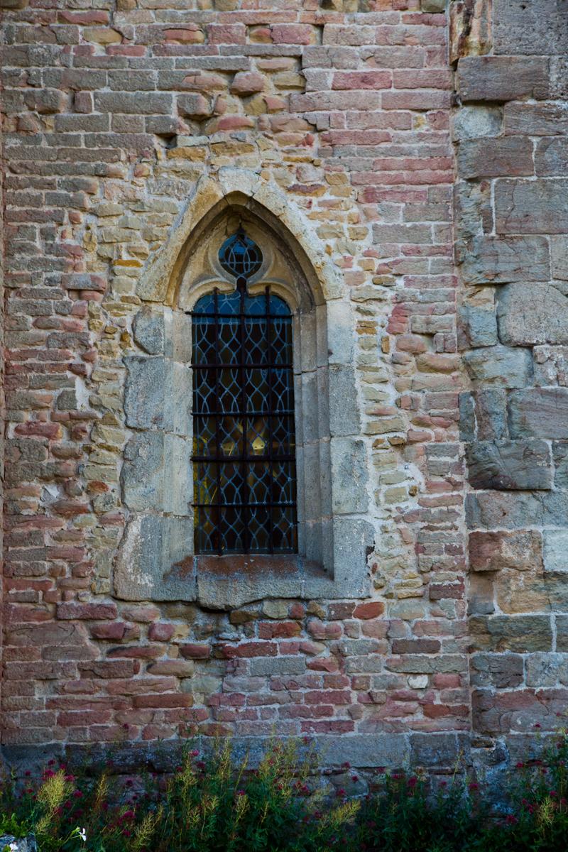 Detail Kirchenfenster