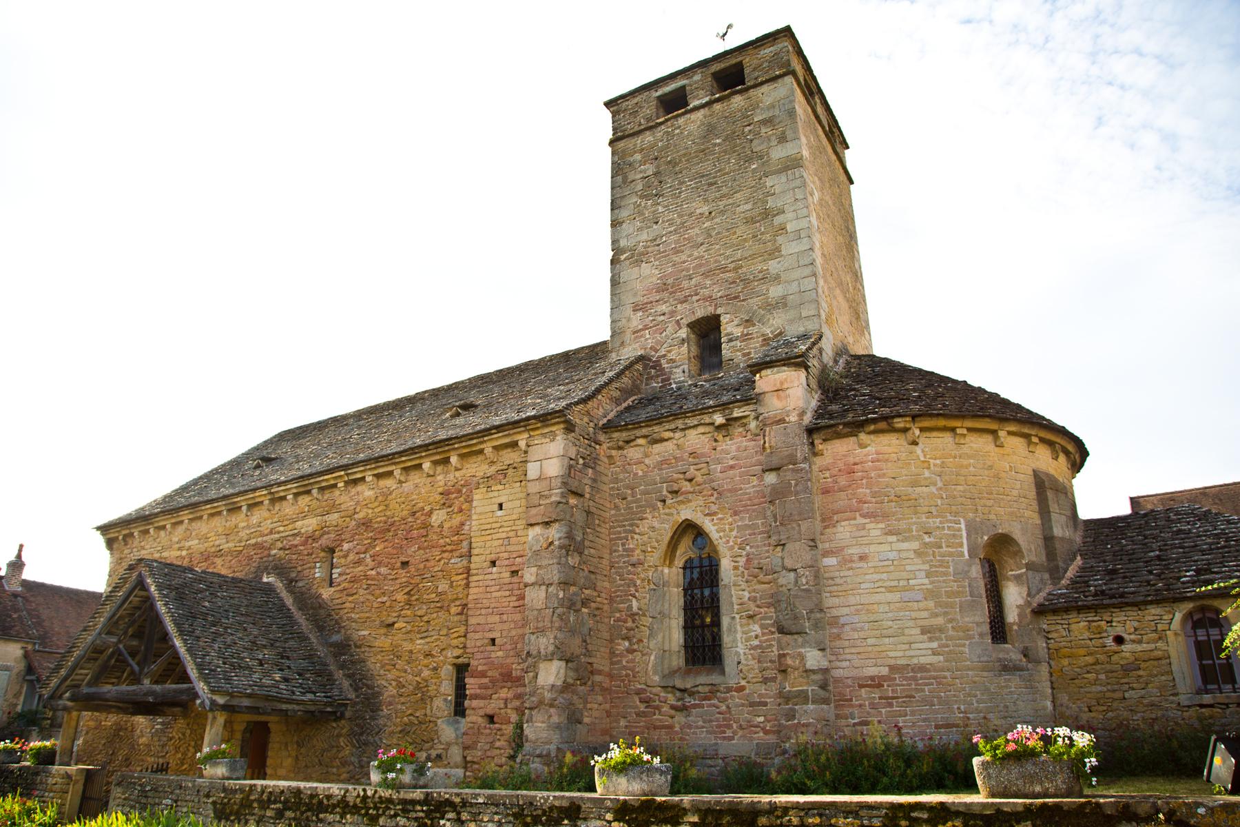 romanisches Bauwerk
