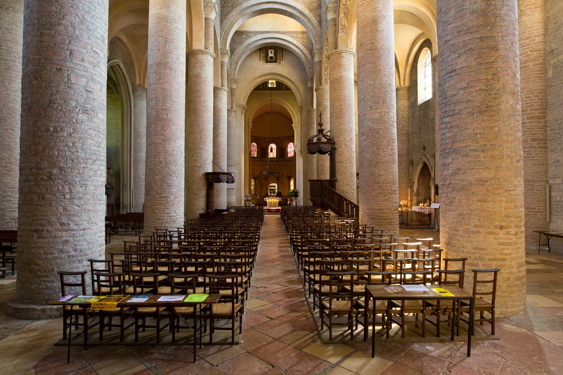 Abteikirche Saint Philibert