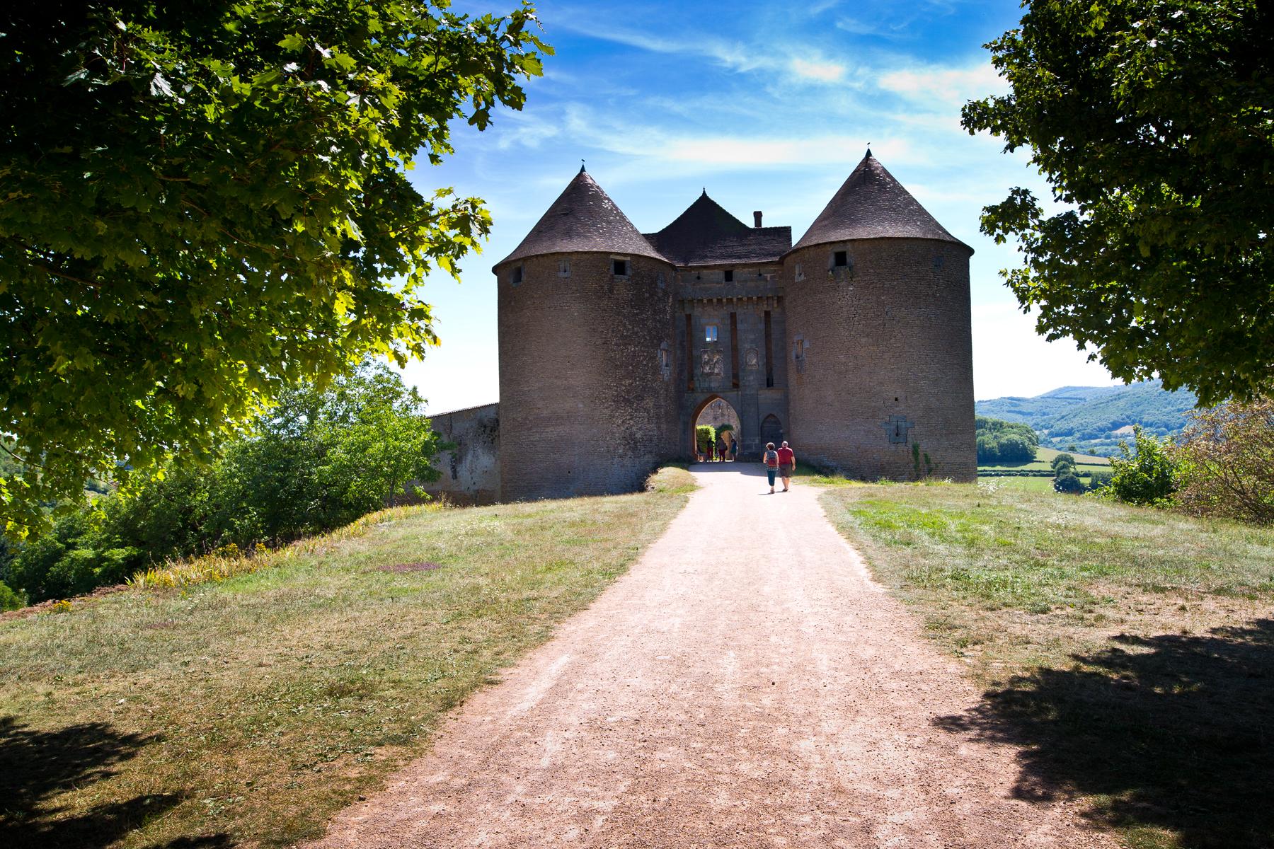 Chateau de Berzé-le-Châtel