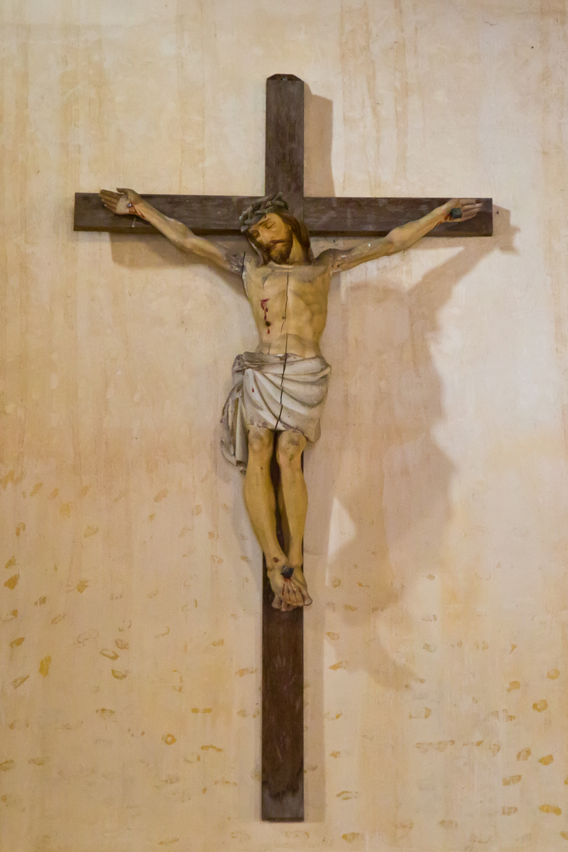 Kruzifix Mitte - Ende 18 Jhdt.