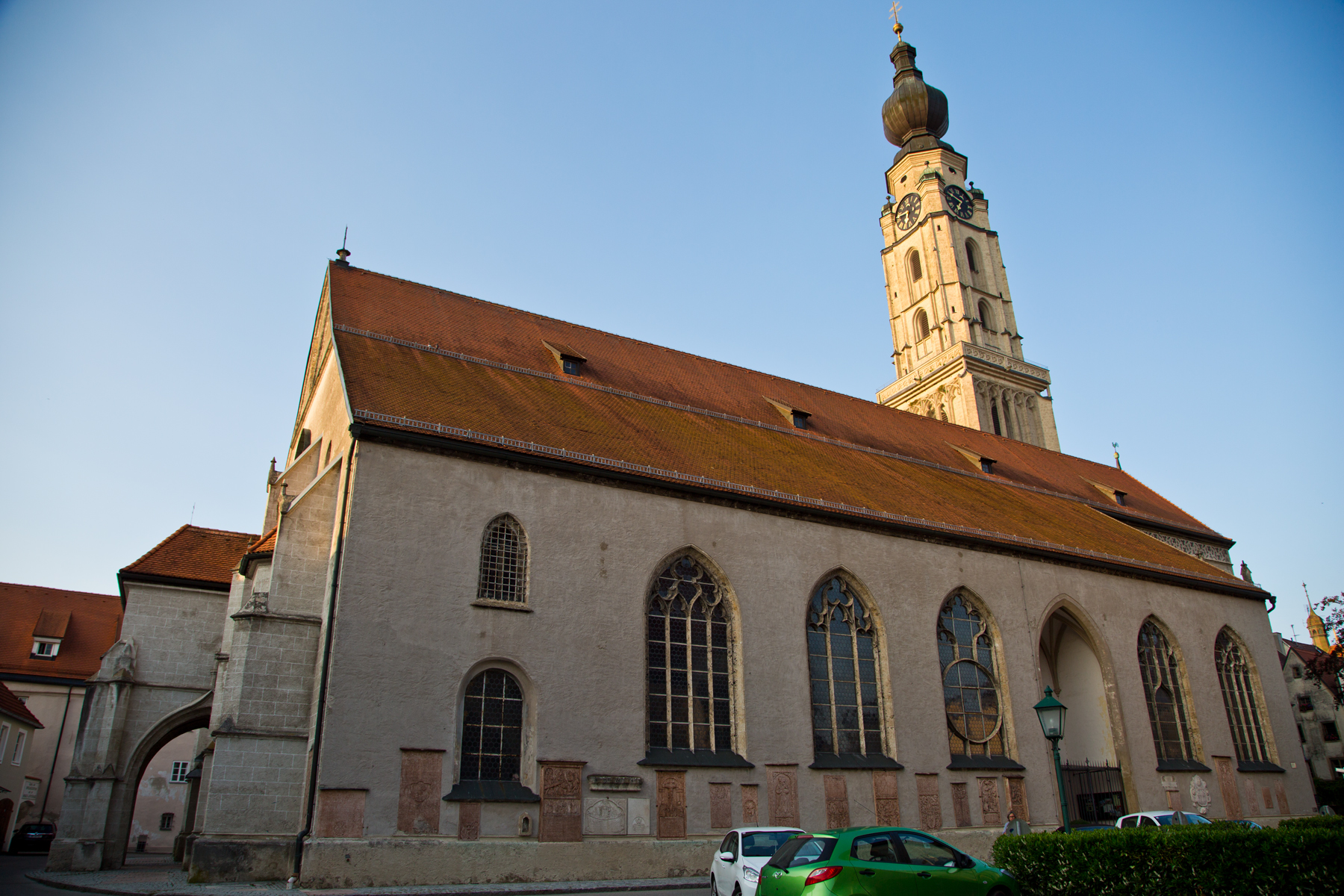 Kirche St. Stephan