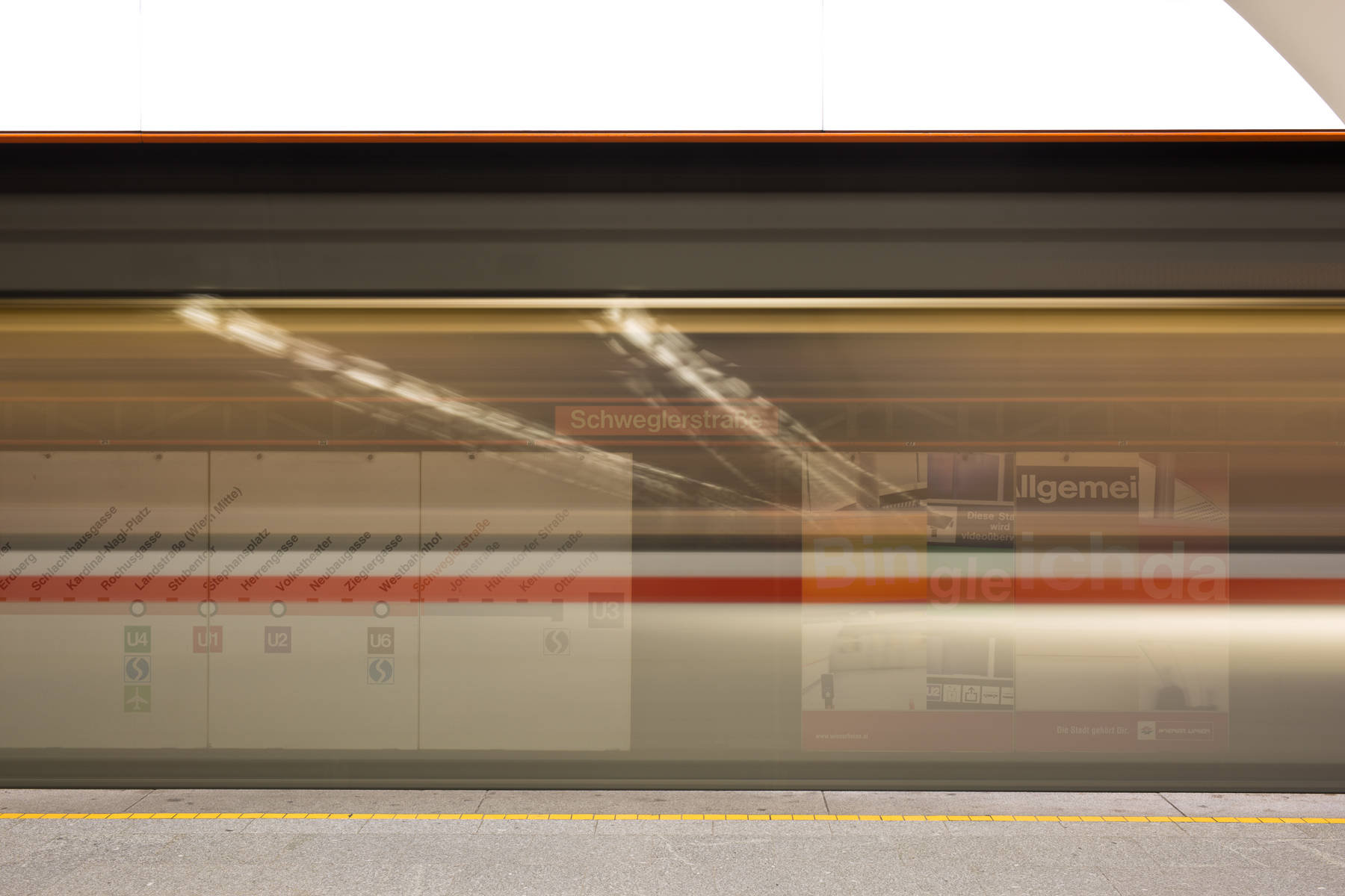 U Bahn-U3-Wien-Österreich