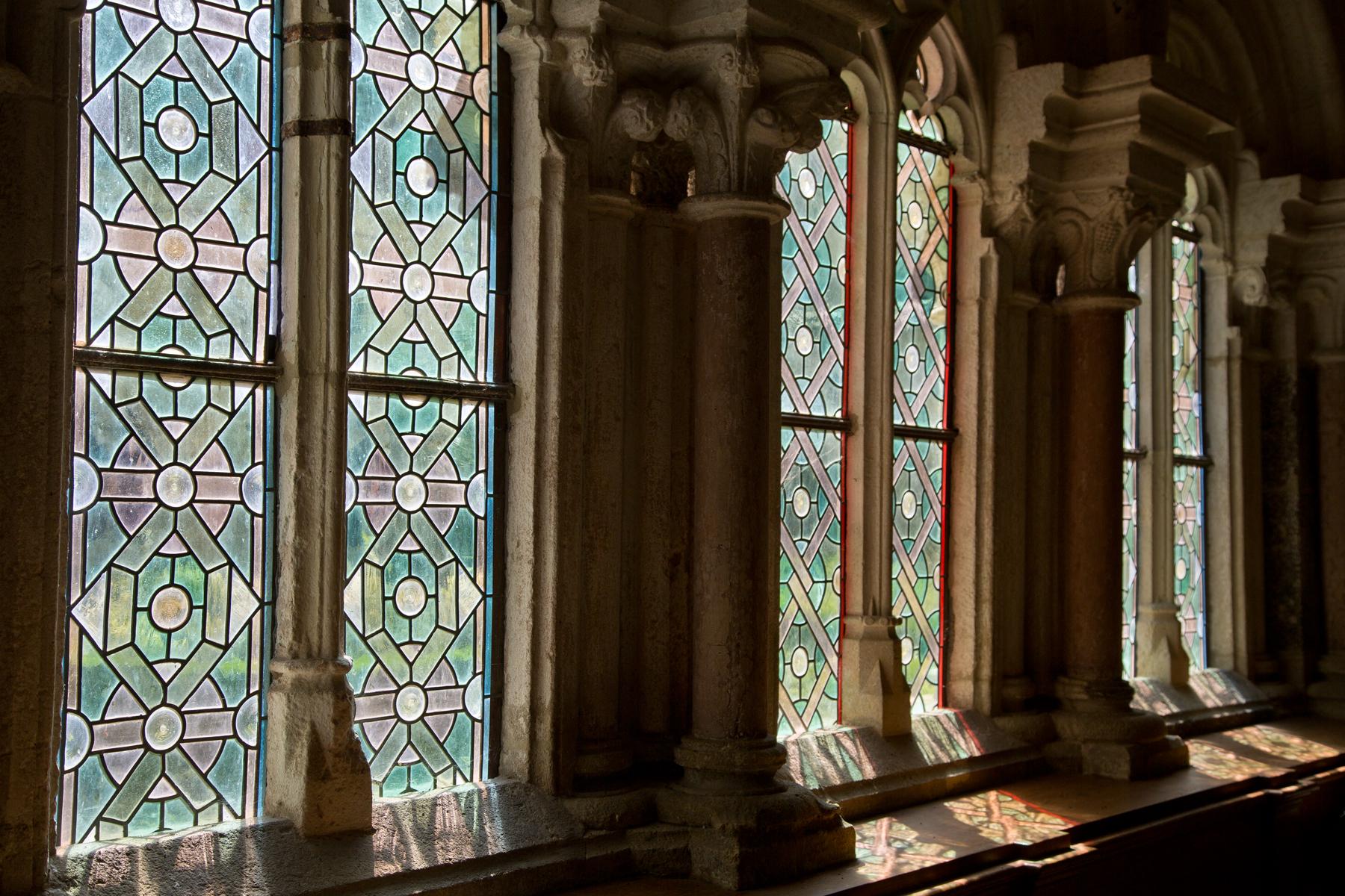 Fenster Kreuzgang