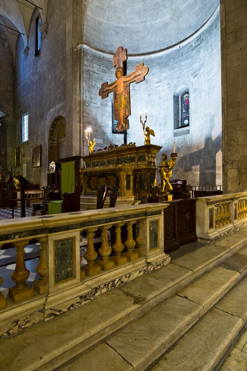 Chor, Altarraum