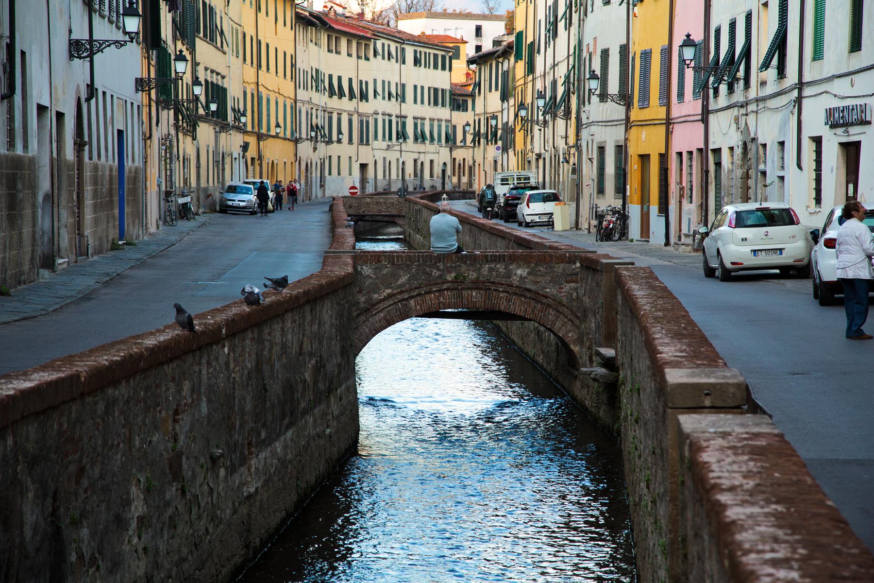 Kanal (Wasser des Serchio)