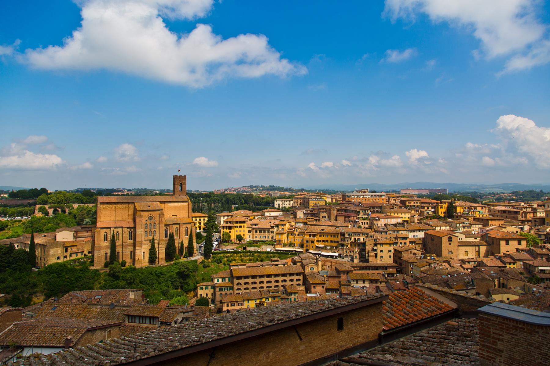 Stadtteil mit San Domenico