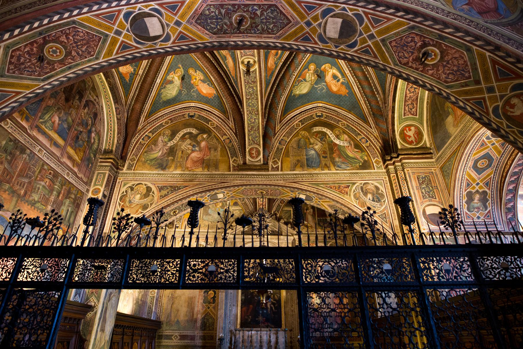 Kapelle des Palazzo die Pubblico