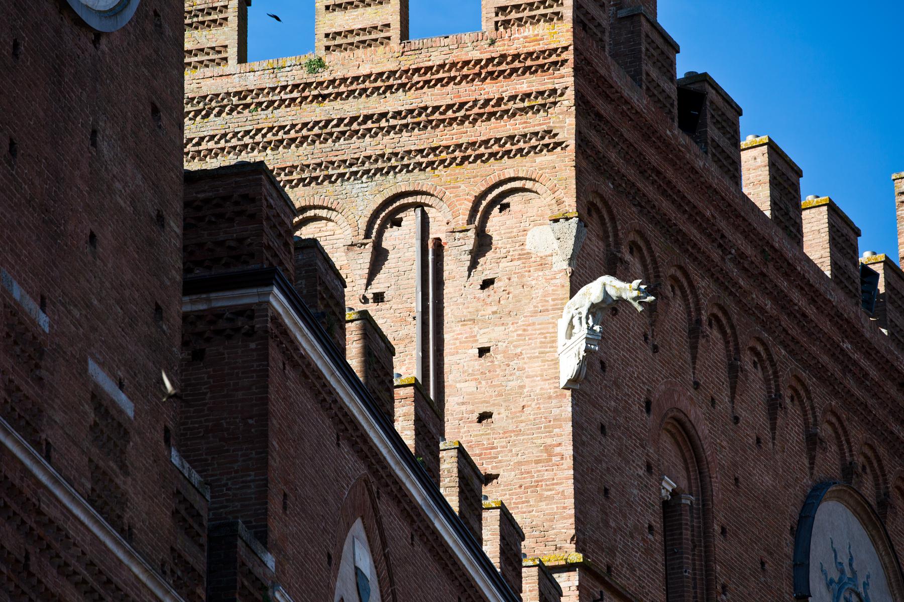 Detail Palazzo Pubblico