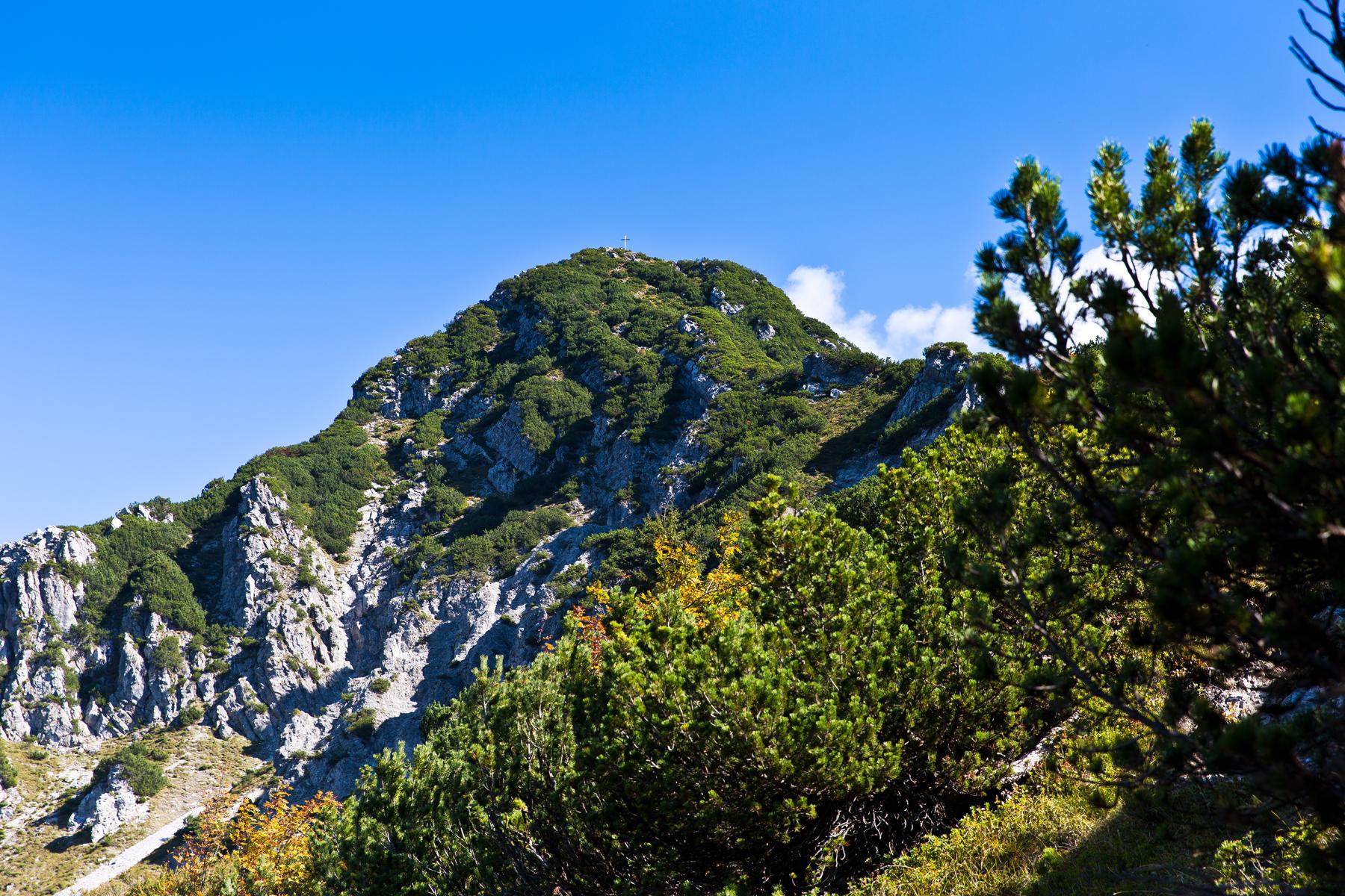 Berggipfel Kellaspitze