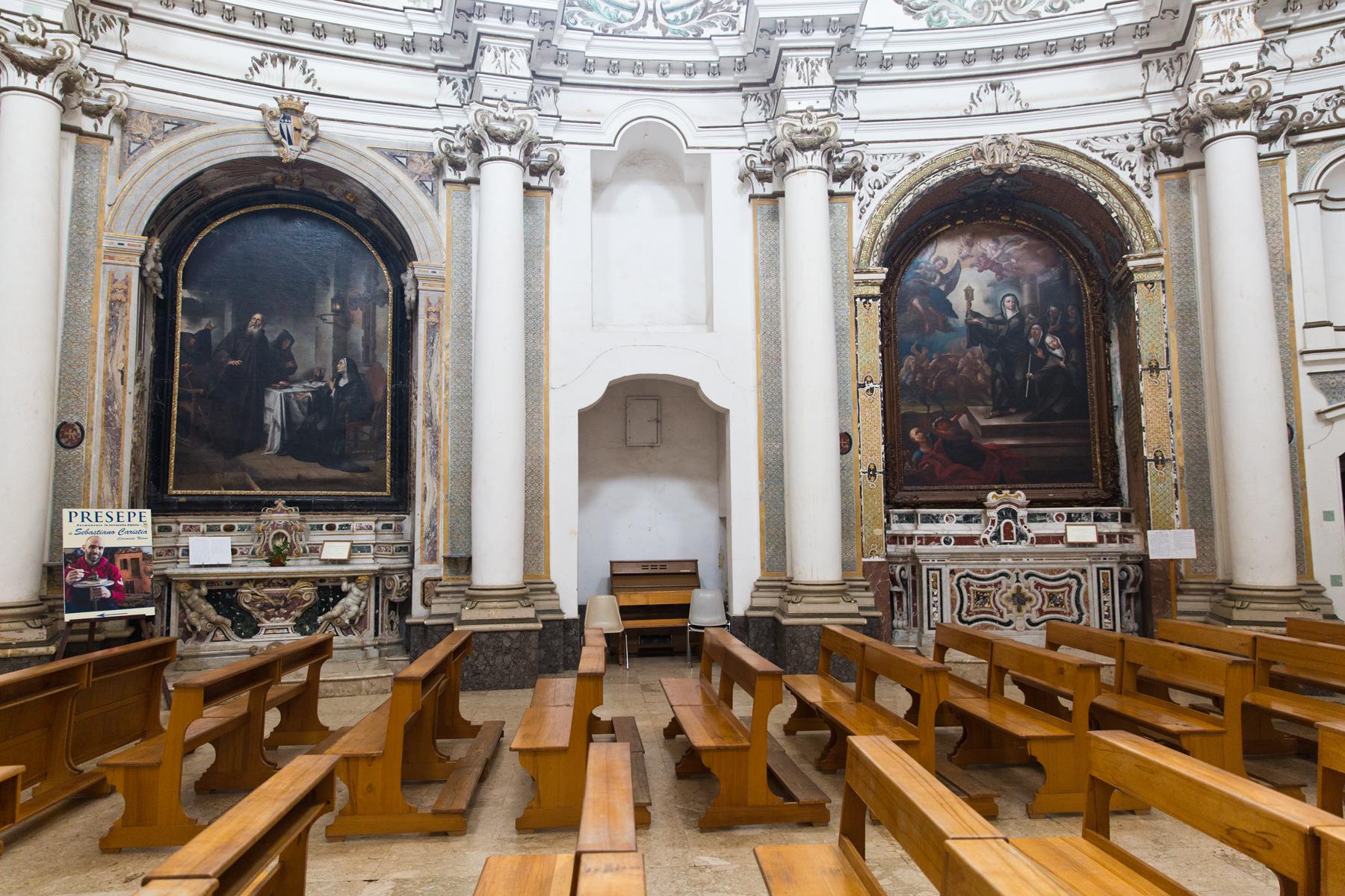 Kirche Santa Chiara