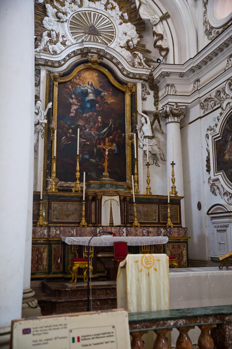 Hochaltar Santa Chiara