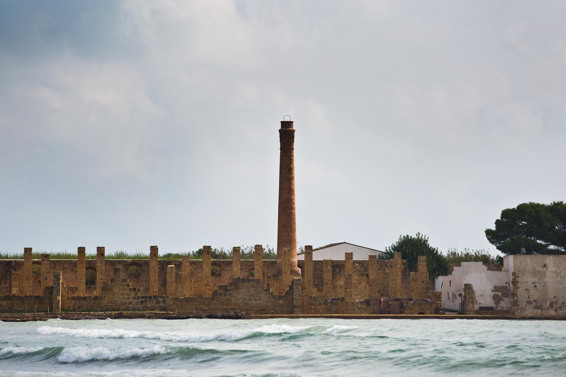 Ruine Thunfischfabrik