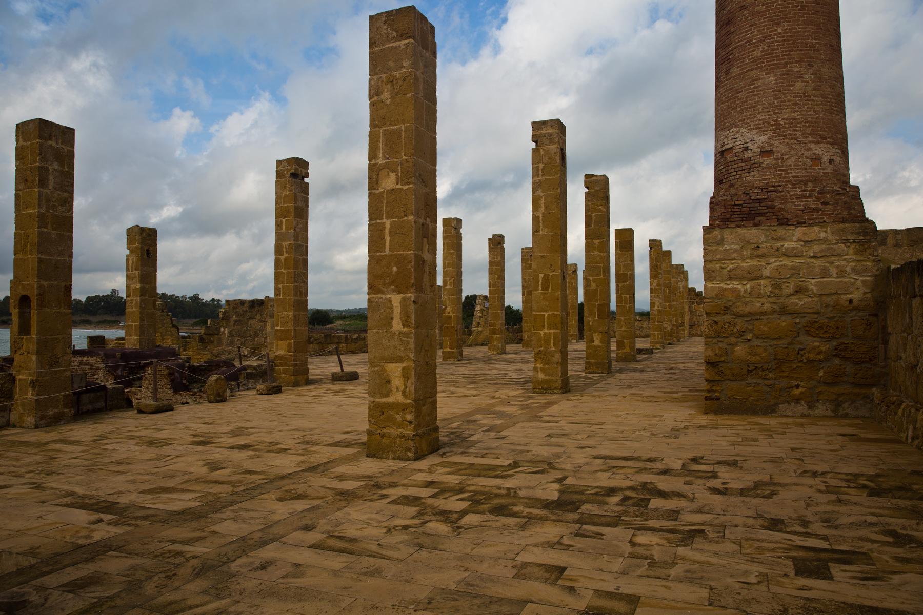 Säulenmeer