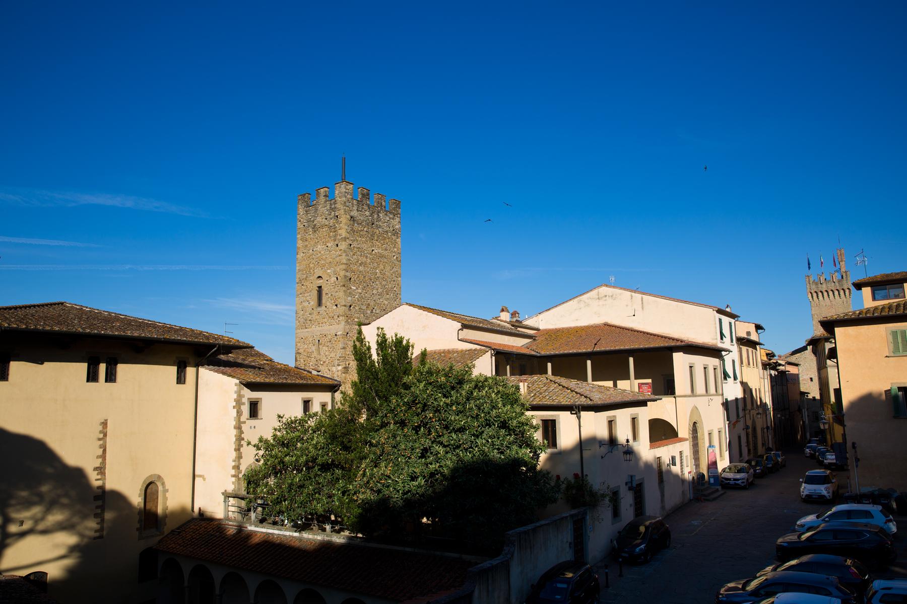 Morgen in Arezzo