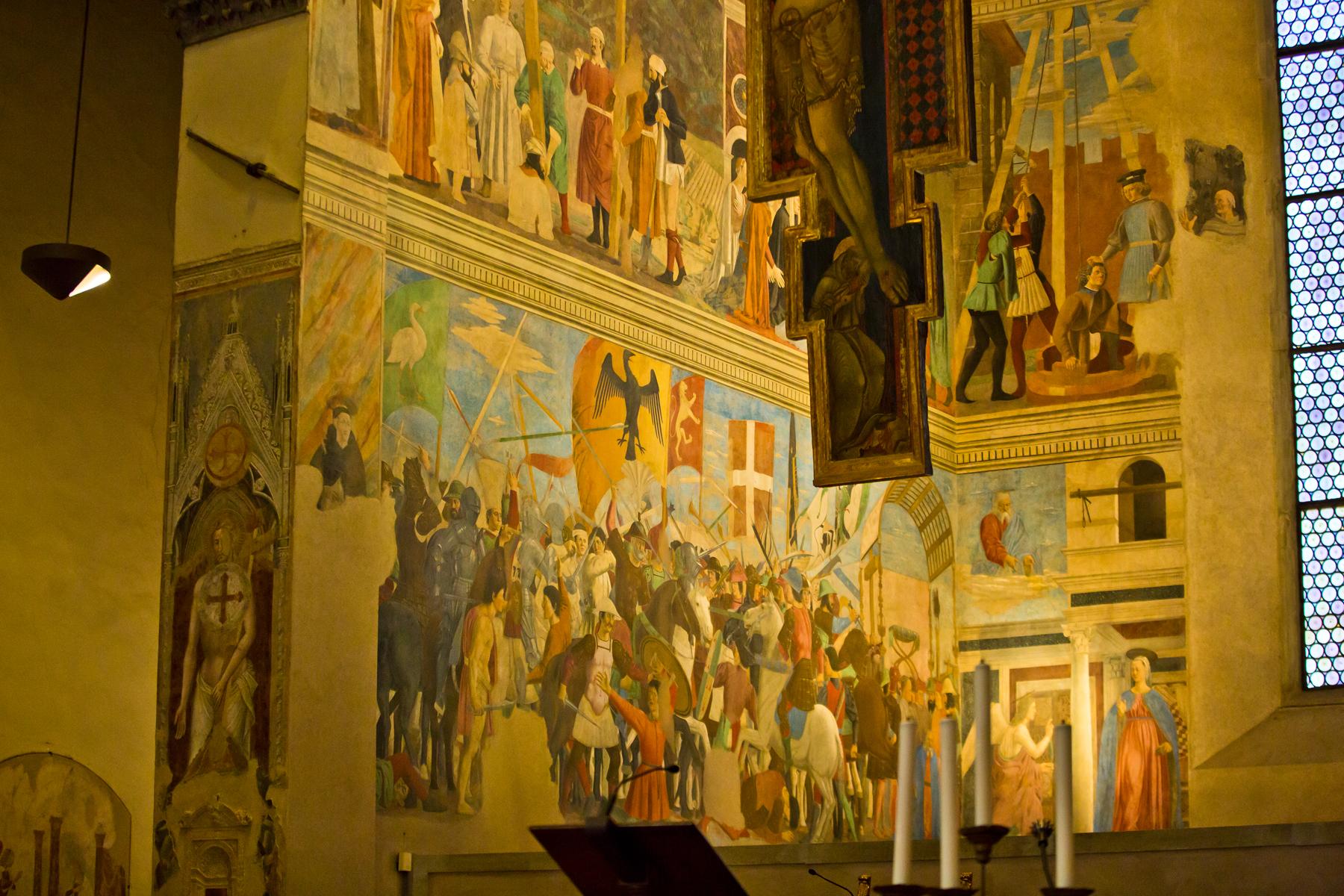 Ausschnitt Freseko San Francesco