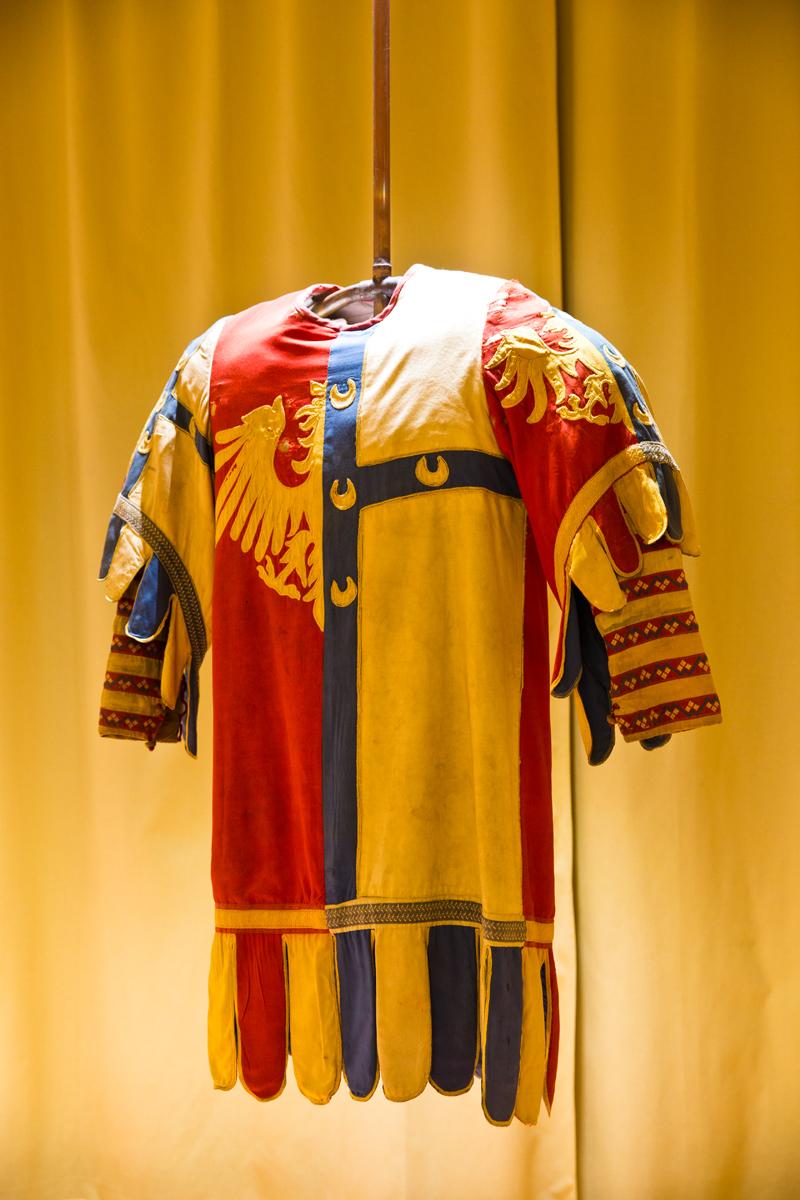 Historisches Kostüm des  Giostra del Saracino
