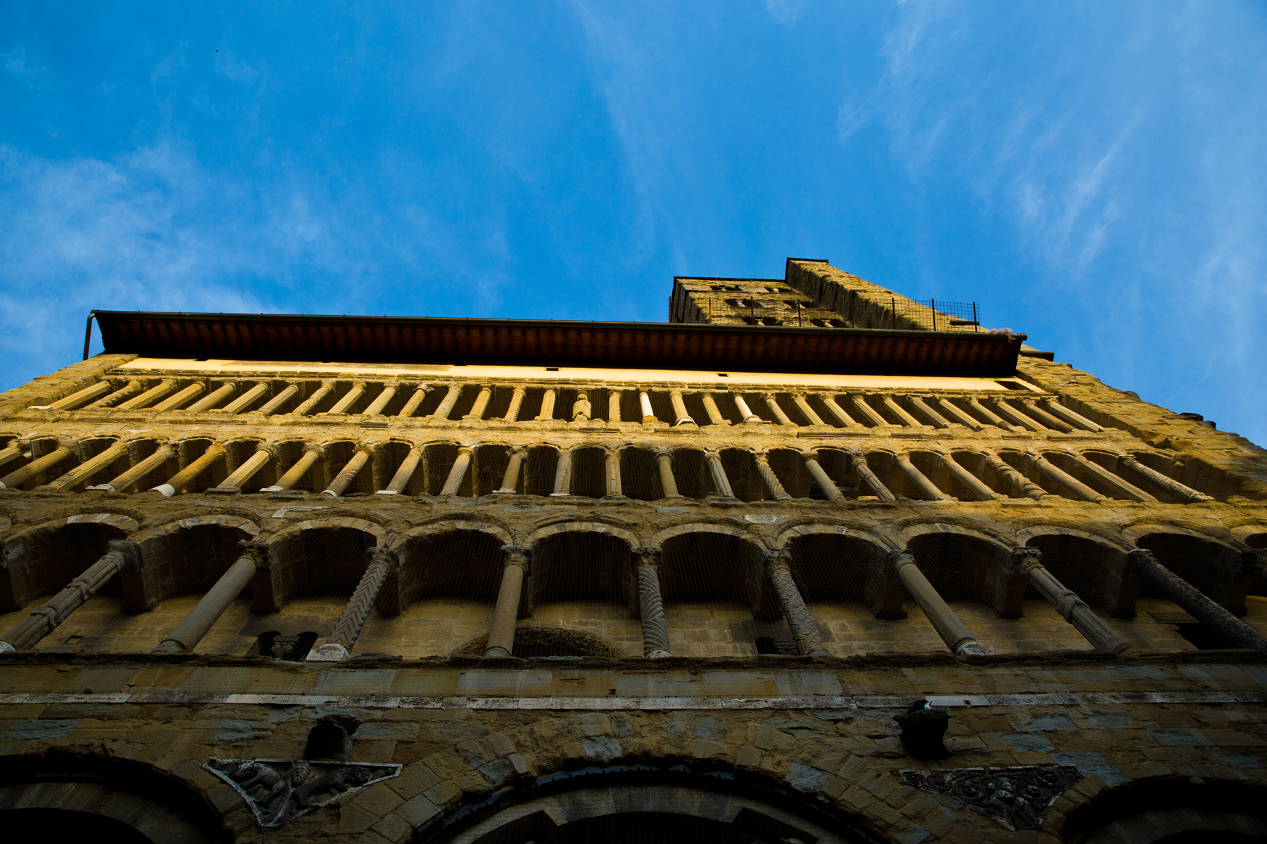 Fassade Santa Maria della Pieve