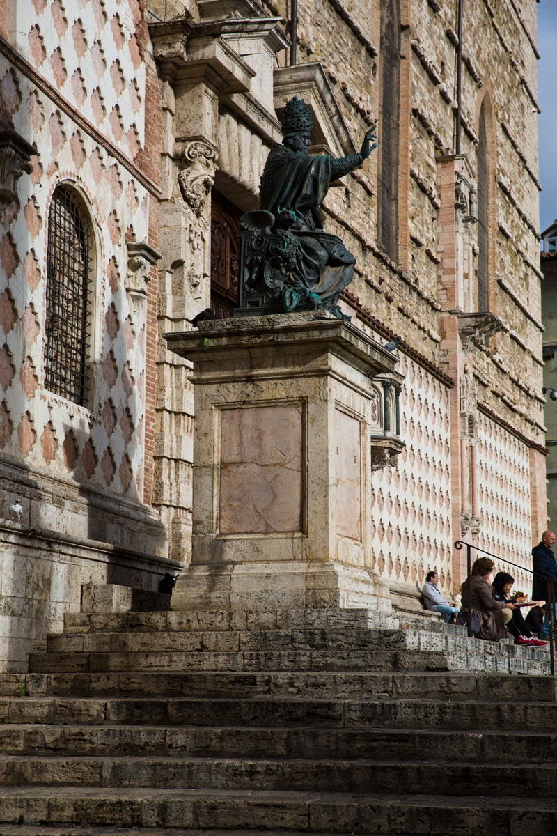 Denkmal Papst Julius III.