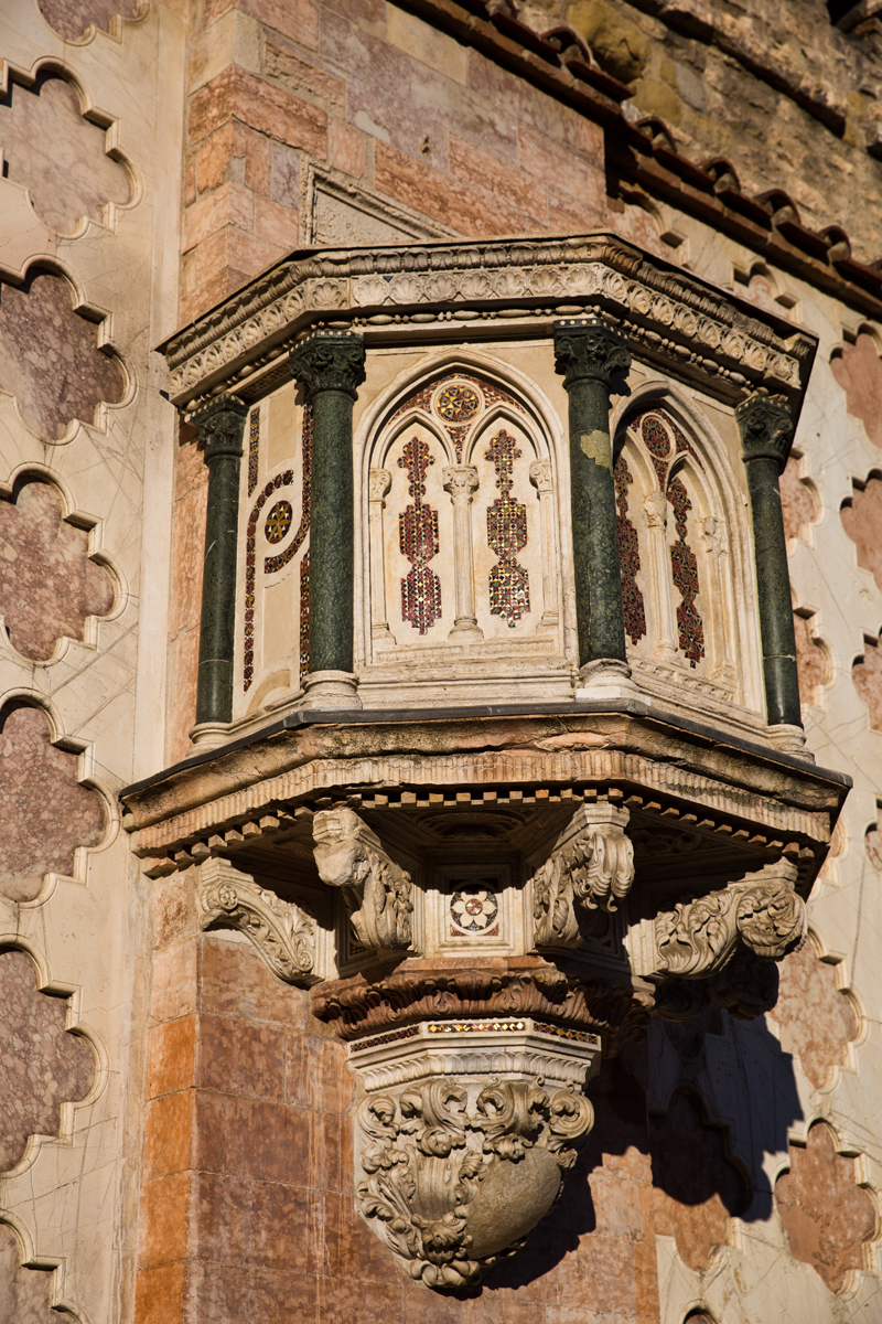 Außenkanzel Dom San Lorenzo