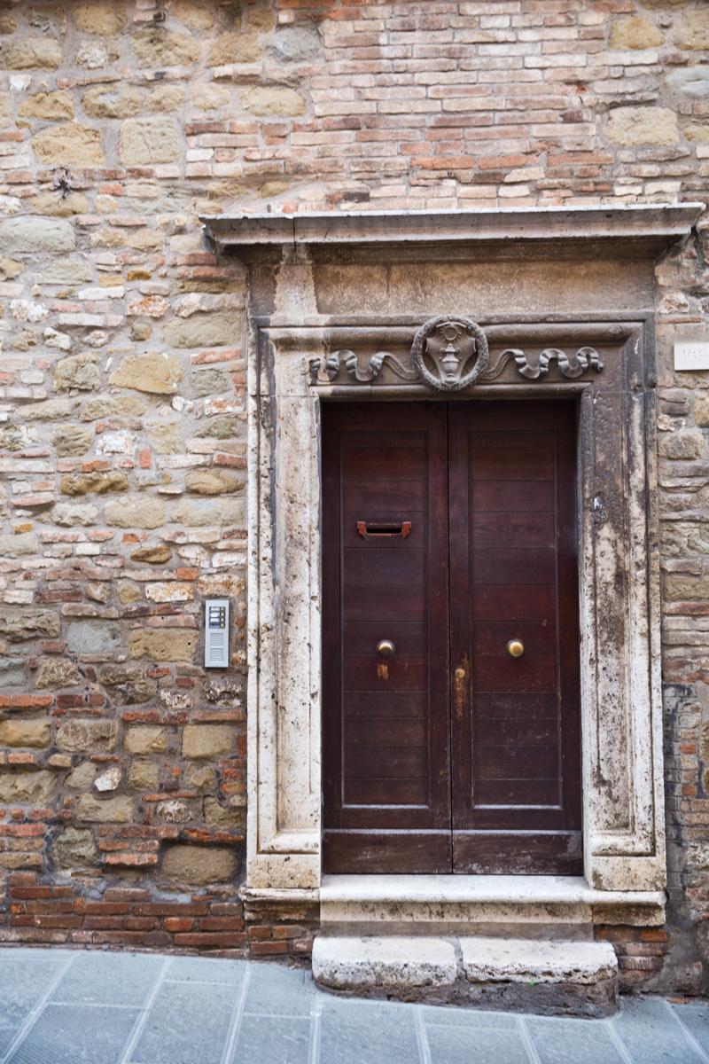 Tor mit Tür